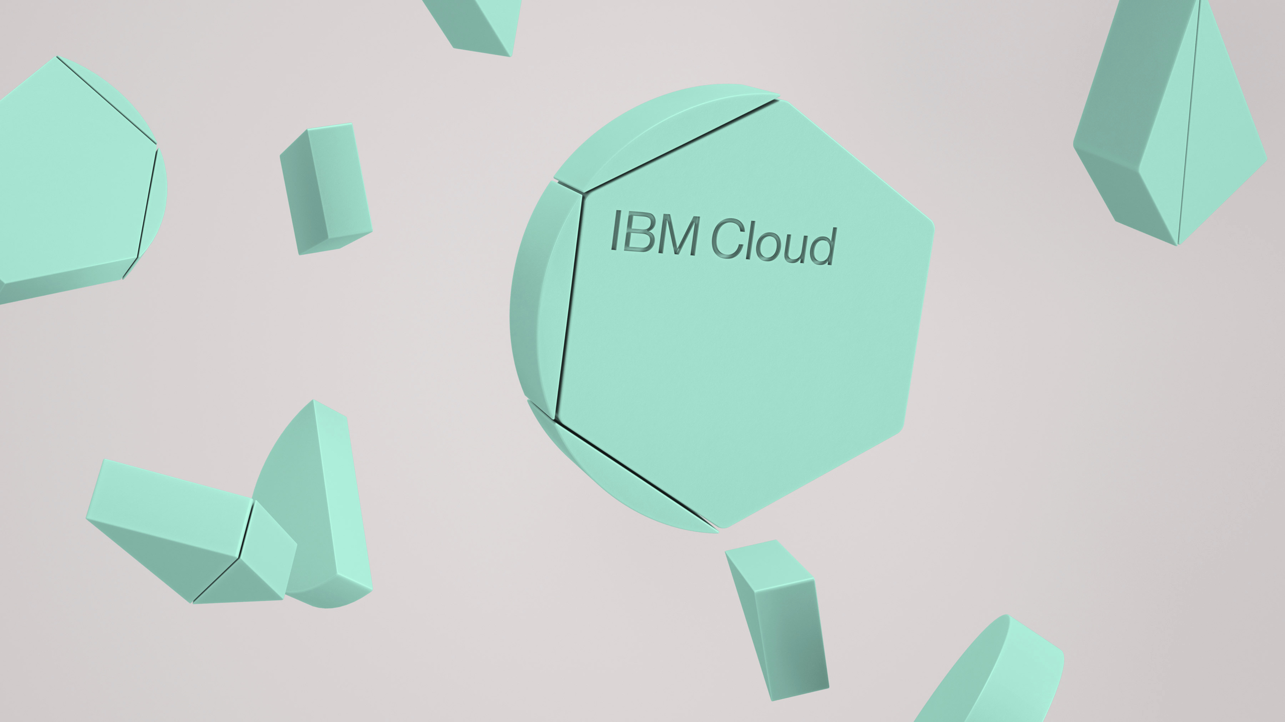 IBM Cloud → Brand Expression 1.0